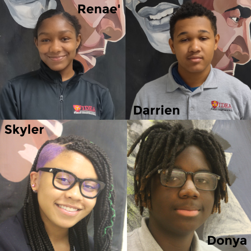 Congratulations to our November Scholars of the Month! Thumbnail Image