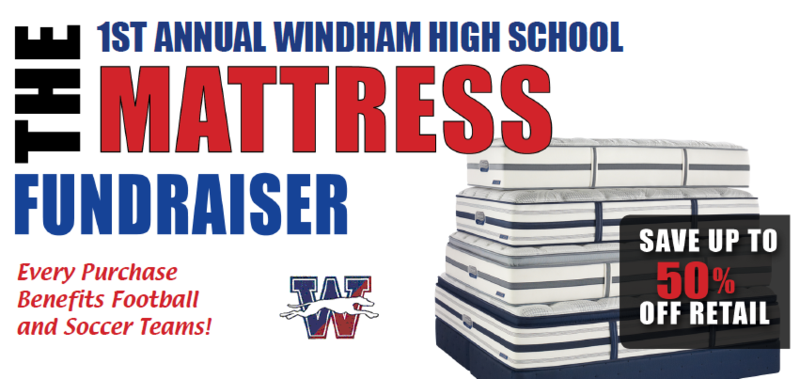 1st Annual Windham High School Mattress Fundraiser Thumbnail Image