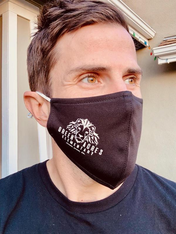 adult modeling mask
