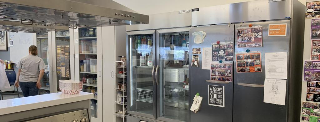 CTE Culinary Arts Kitchen