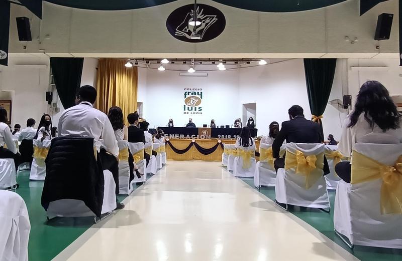 Ceremonia Académica Preparatoria Featured Photo
