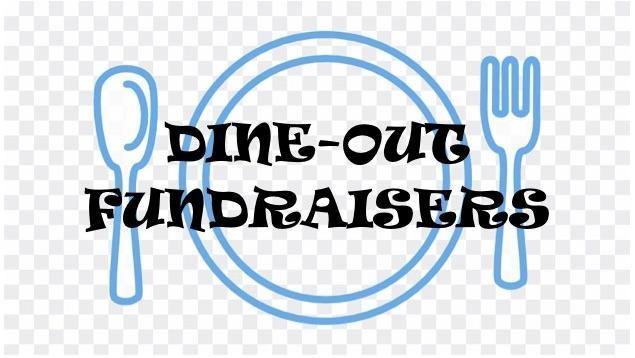 Dine-out Fundraiser Logo