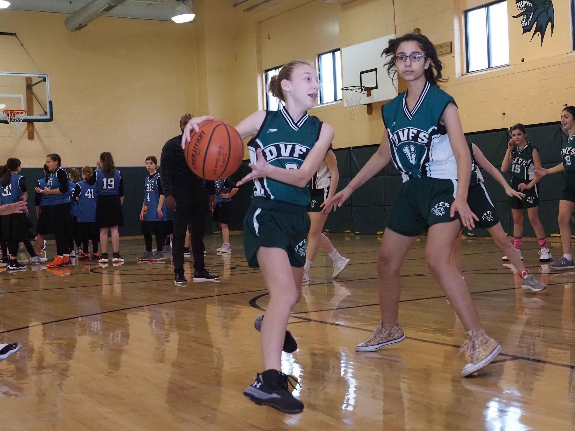 Girls JV-B Basketball