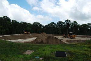 RES playground construction