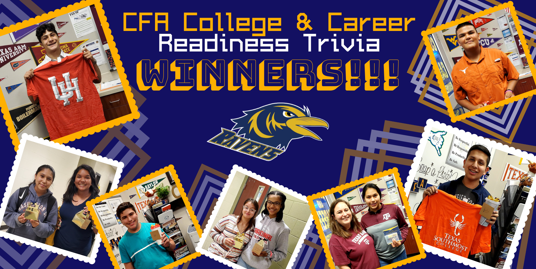 Readiness Trivia Winners