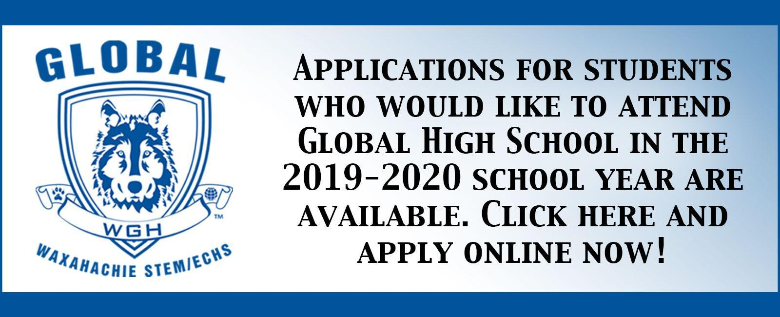 global high application