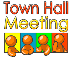 Townhall Meeting Recordings Thumbnail Image