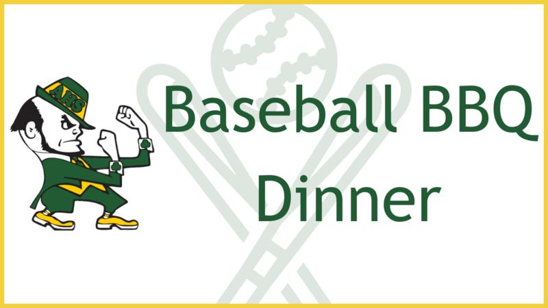 Baseball BBQ Dinner