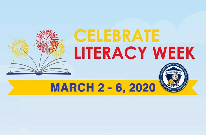 Literacy Week: March 2-6, 2020