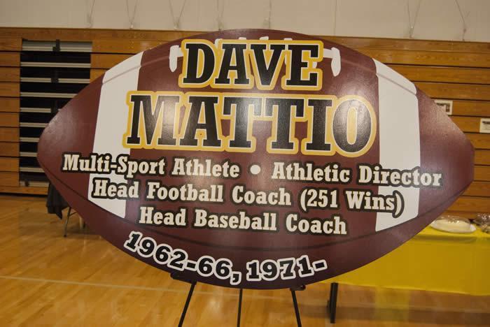 Dave Mattio Banner