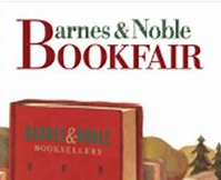 BARNES AND NOBLES SAVE THE DATE!  BOOKFAIR Thumbnail Image