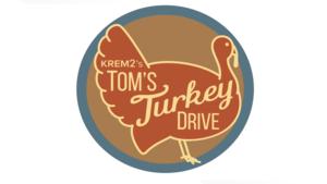 Tom's Turkey Drive logo