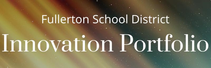 Innovation Portfolio link