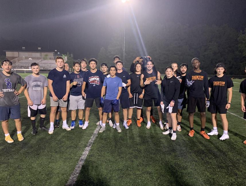 THS Football Camp