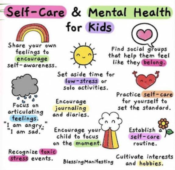 Guide to Mental Health for Kids