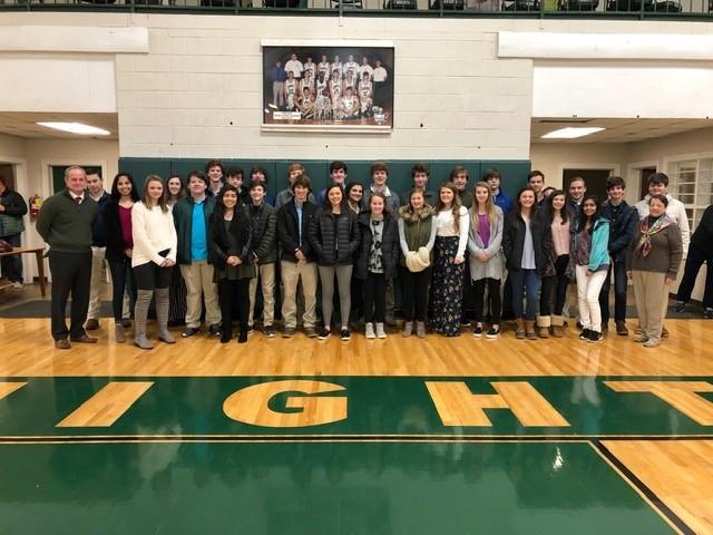 Greenfield YAG members to attend convention Featured Photo