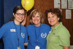 Mrs. Kolmer, Mrs. Cimino & Mrs. Wiley