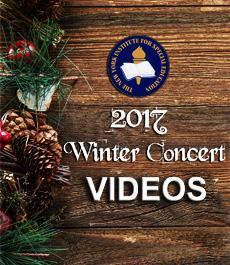 2017 Winter Concert Videos
