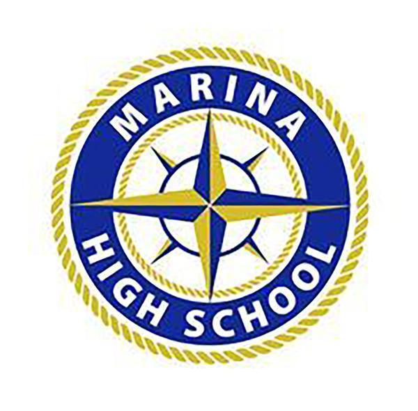 Marina High Logo