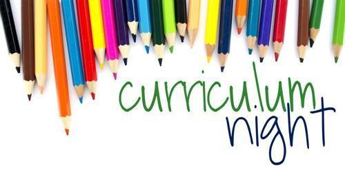 Curriculum Night Featured Photo