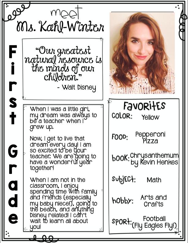 Meet Ms. K