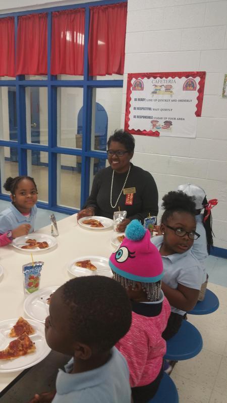 Pizza with Principal