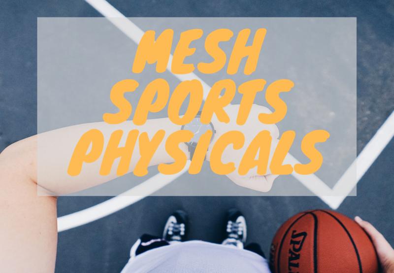 MESH Sports Physicals Thumbnail Image