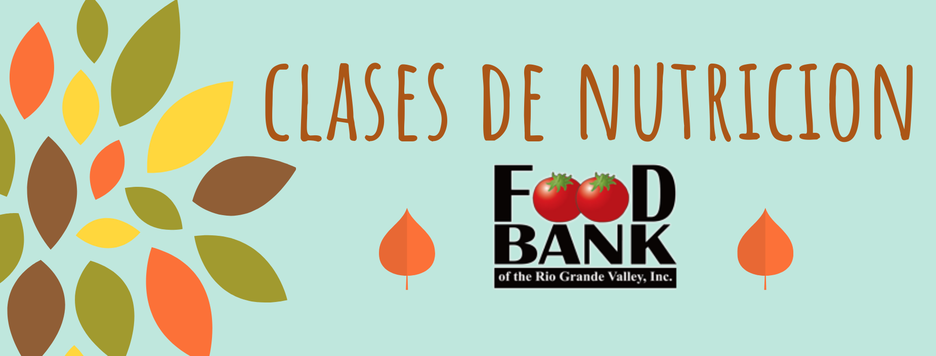 Nutrition Classes Banner