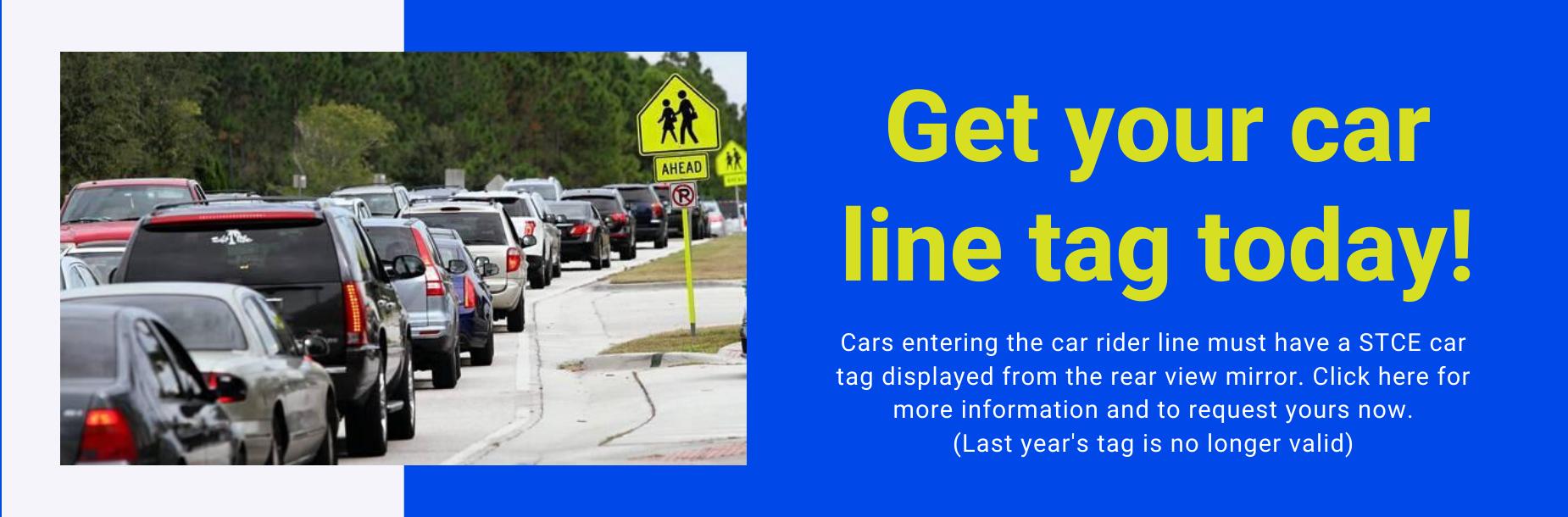 order car line tag