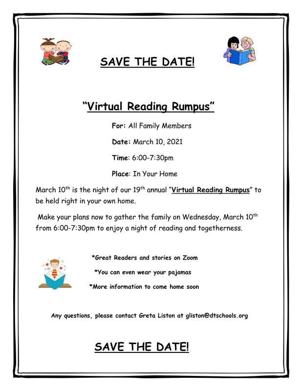 Virtual Reading Rumpus Thumbnail Image