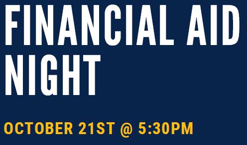 Financial Aid Awareness Night Thumbnail Image