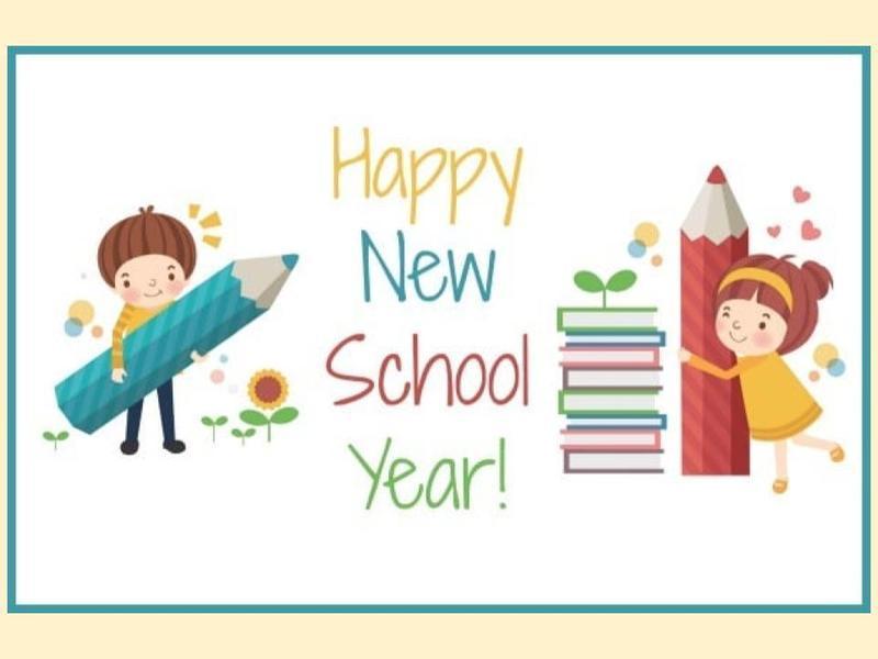 Start of the School Year Flier Featured Photo