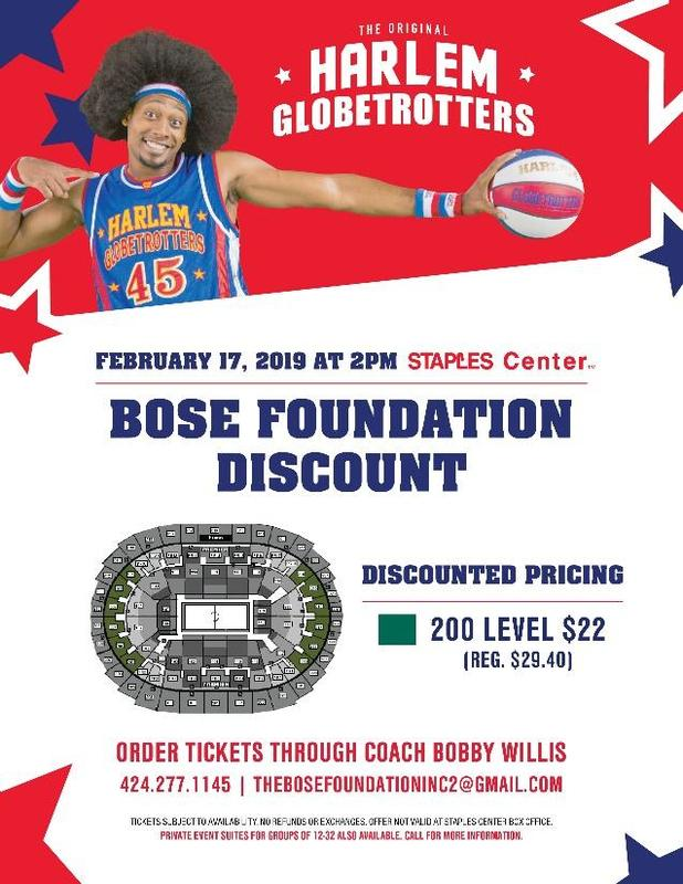 Harlem Globetrotters play February 17th @ Staples Center Featured Photo
