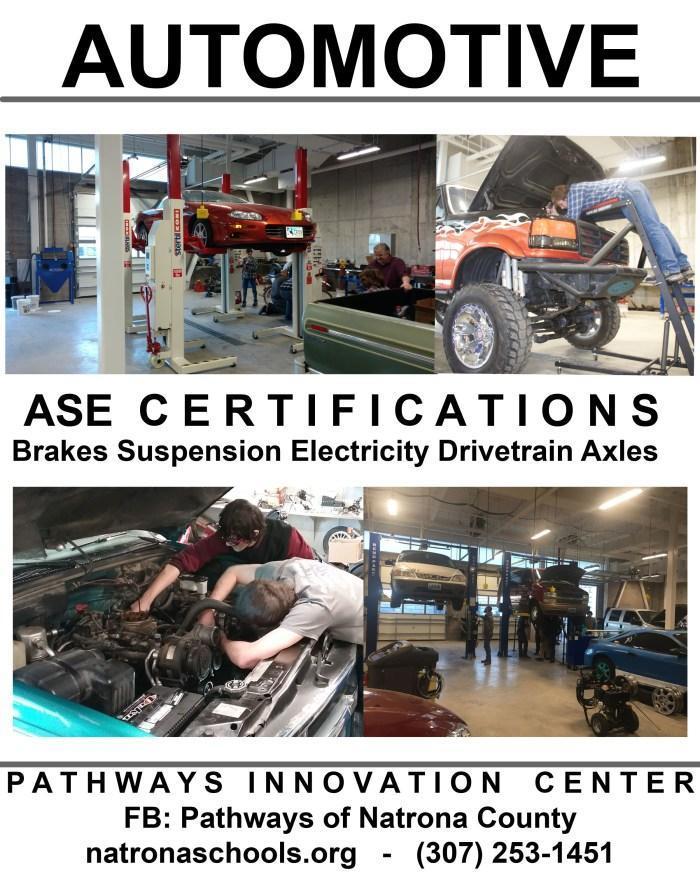 Pathway Innovation Center Automotive Program Flyer
