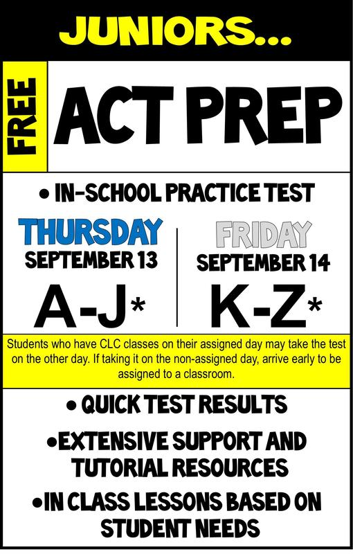 ACT Flyer