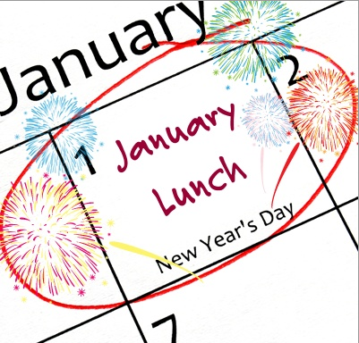 January Lunch Menu 2019 Featured Photo