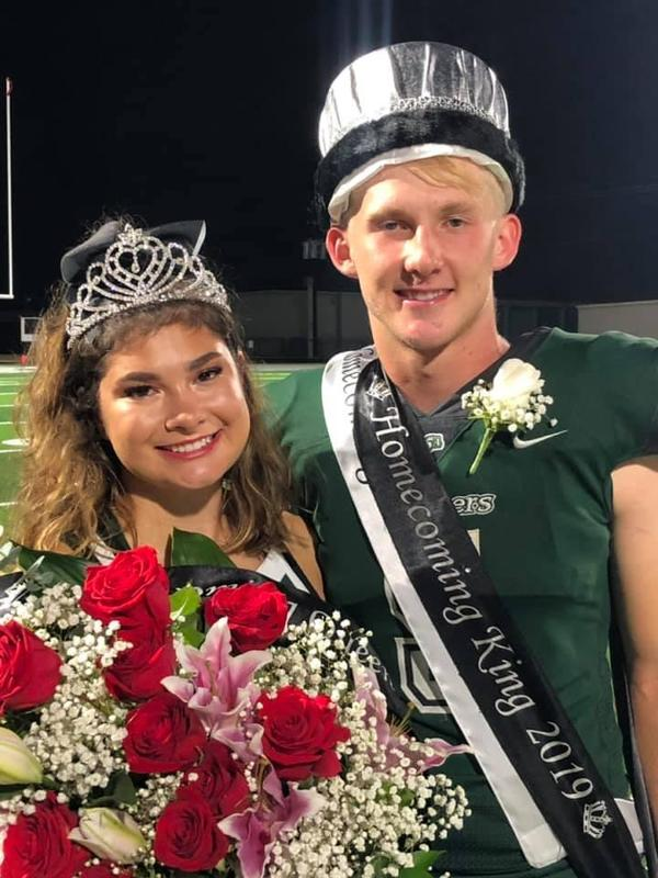 LSA Homecoming King and Queen Thumbnail Image