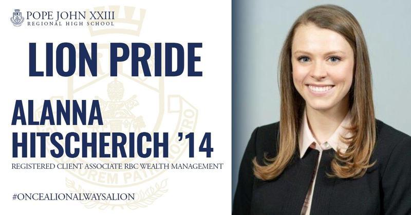 Alanna Hitscherich Lion Pride