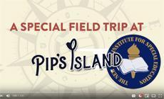 New York Institute for Special Education Visits Pip's Island