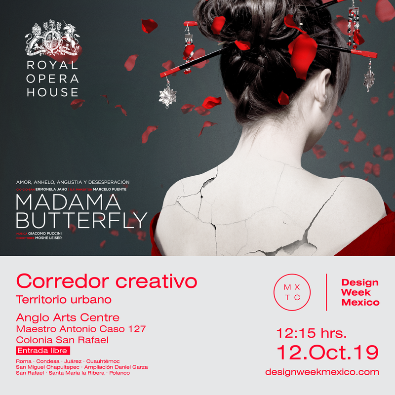 Corredor Creativo | Madama Butterfly Featured Photo