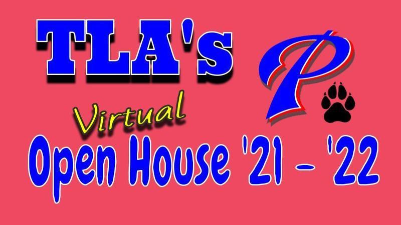 TLA Virtual Open House YouTube Playlist