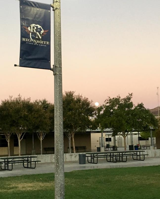 Early morning at Rio-it's a great day for learning!