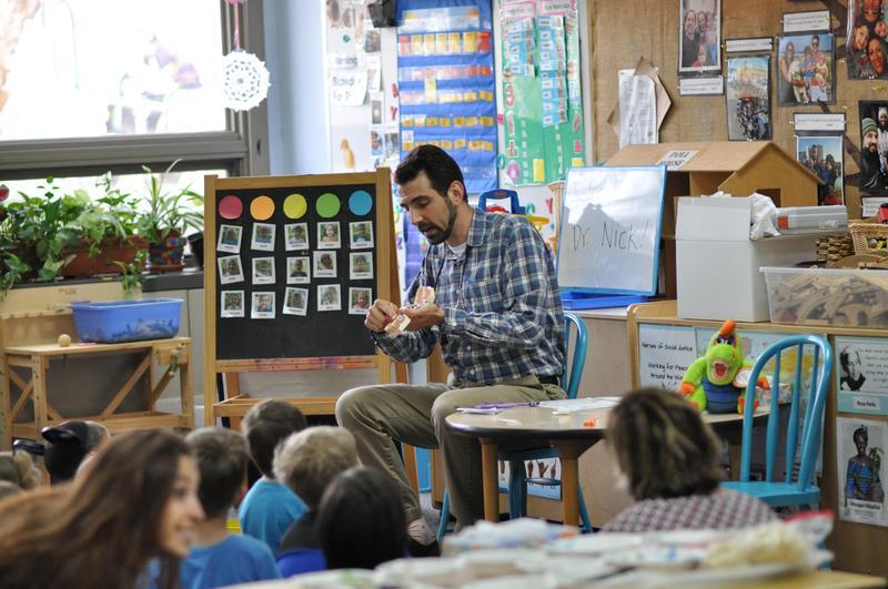 Preschool & Prekindergarten Special Visitor Featured Photo