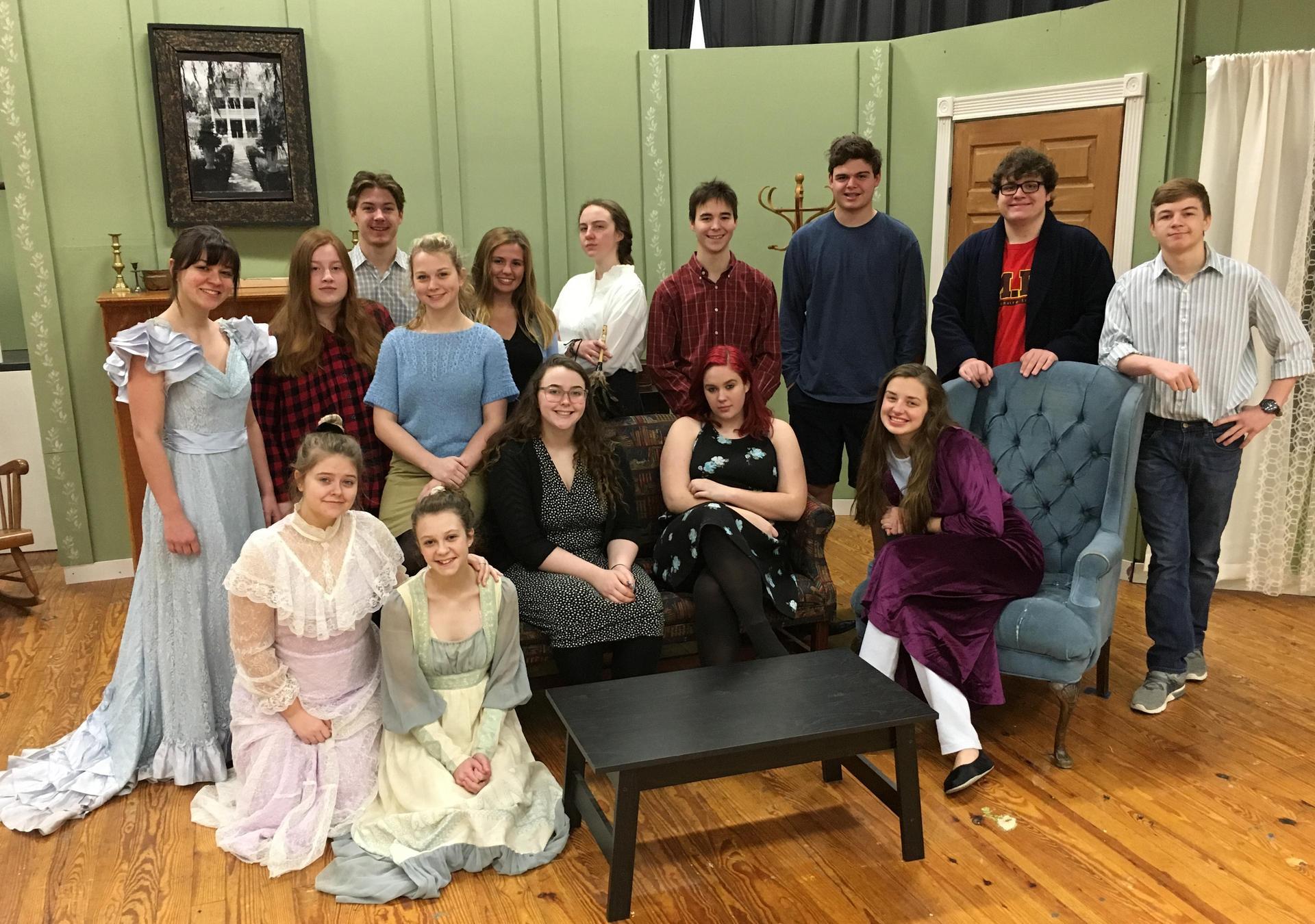 Harpeth High School theatre department