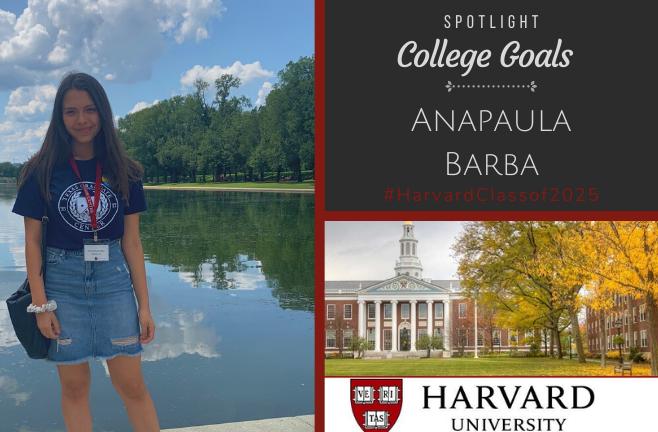 Congratulations to Anapaula Barba, Harvard Class of 2025! Featured Photo