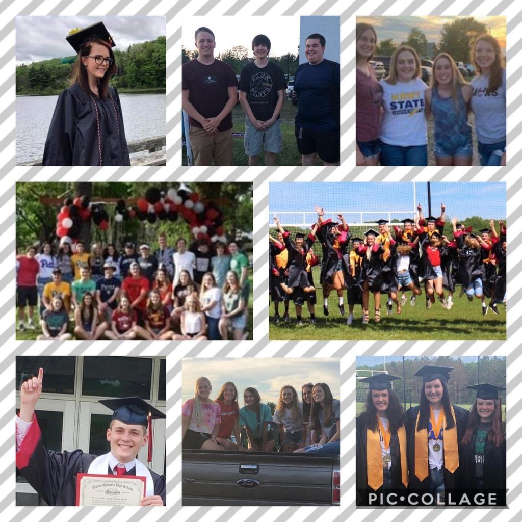 CCHS Graduation 2020 #10