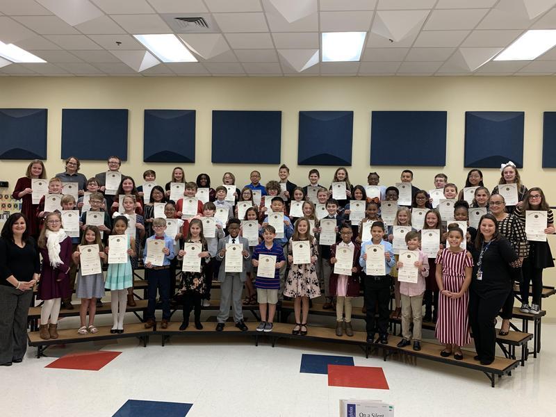 PCES National Junior Beta Club Featured Photo