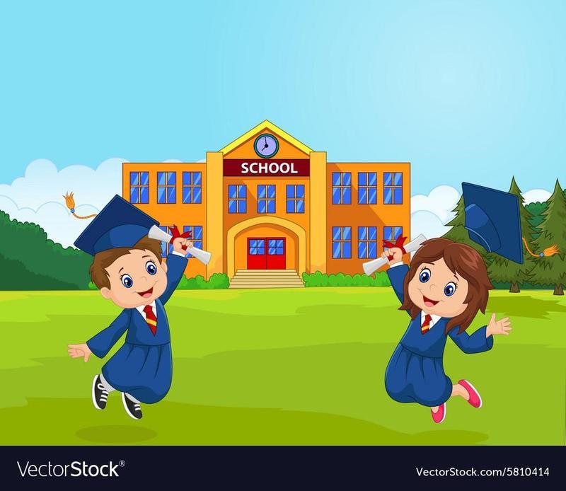 Kindergarten Graduation Tuesday May 21, 2019 Thumbnail Image