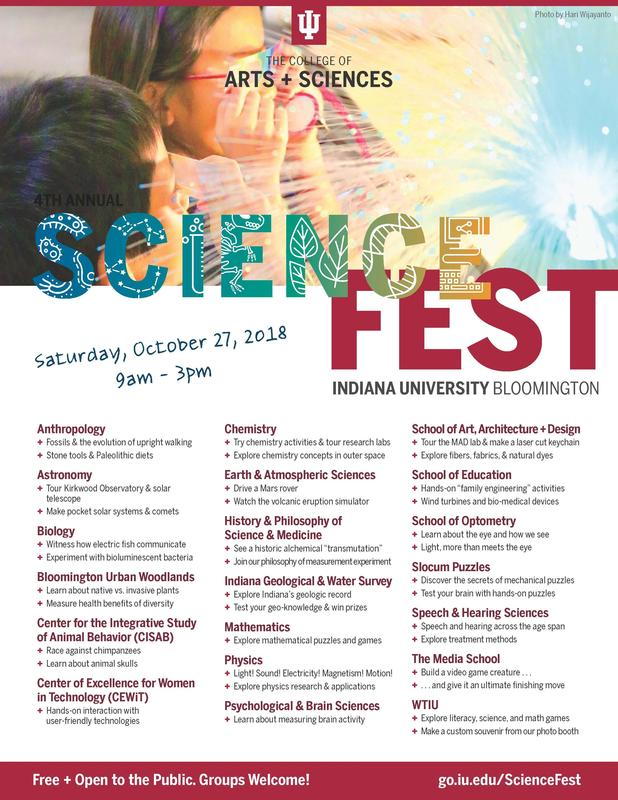 IU Science Fest