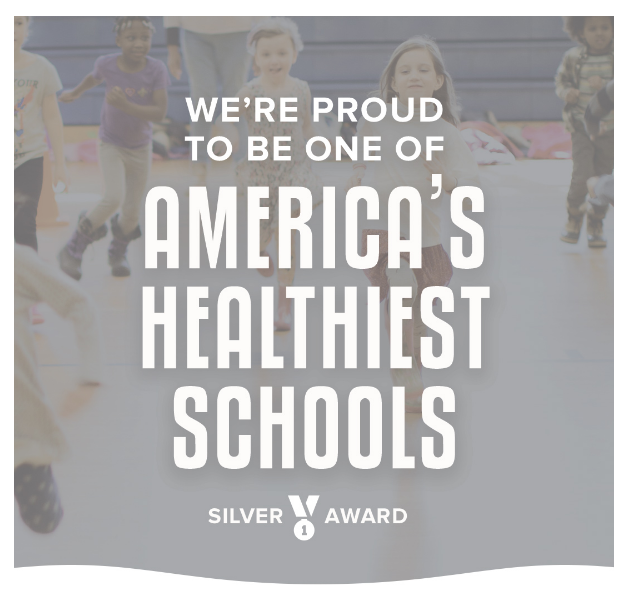 Hermosa Drive was Named One of America's Healthiest Schools! Featured Photo